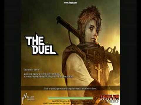 jogo the duel rodando no inspiron 1525 em perfeitas condições detalhe: a qualidade foi abaxada para mim postar aki.