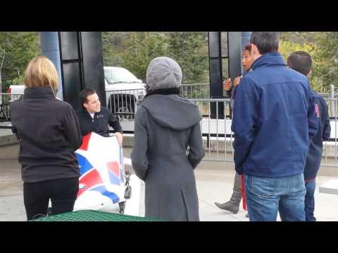 Jazmine Fenlator BMW Bobsled Olympics