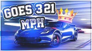 THE EXTREME 321 MPH Corvette Grand Sport *MP Races*- Asphalt 8