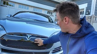Getting rid of our Tesla