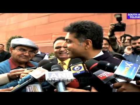 Manish Tewari makes fun of AAP LS candidates' list