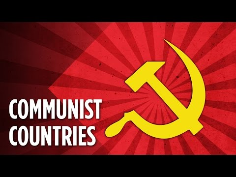 These Are The Last Five Communist Countries