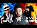 Epic Rap Battles of History Blackbeard vs Al Capone Reaction