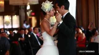 عروسی بسیار زیبا در ونکوور کانادا