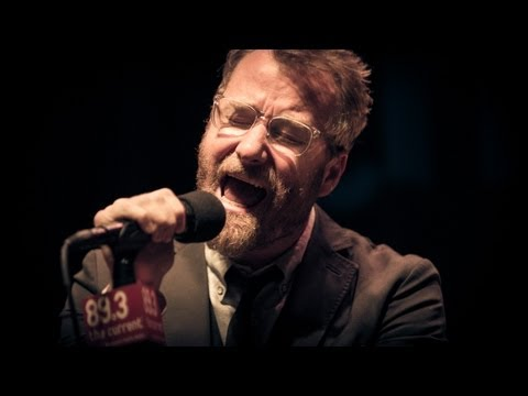 The National - Don't Swallow The Cap (Live @ 89.3 The Current)