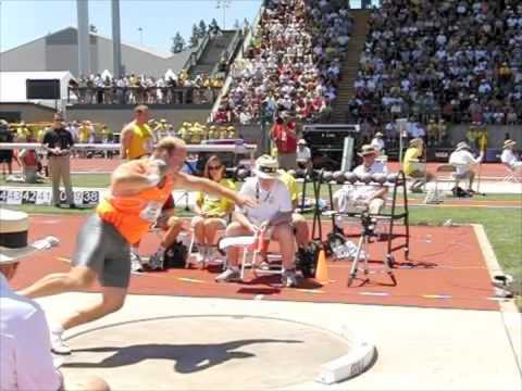 Giants of Track: Men's Shot Put Video