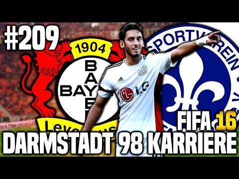 FIFA 16 KARRIEREMODUS #209 - FAIL DES JAHRES! | FIFA 16 KARRIERE SV DARMSTADT 98 [S5EP22]