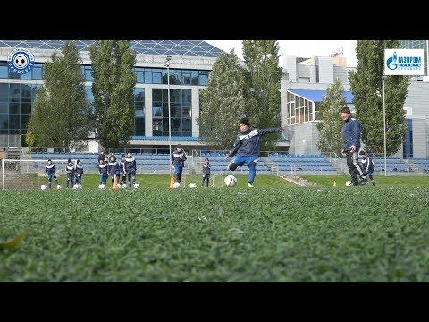 Молодежный футбол ФК Оренбург