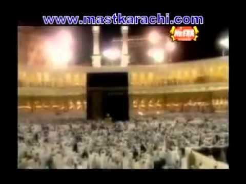 Kabe Ki Ronak Kabe Ka Manzar Farhan Ali Qadri | Mastkarachi video