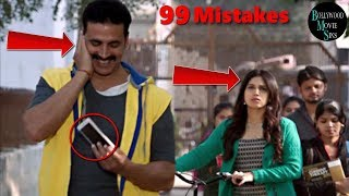 [EWW] TOILET EK PREM KATHA FULL MOVIE 2017 (99) MISTAKES FUNNY MISTAKES AKSHAY