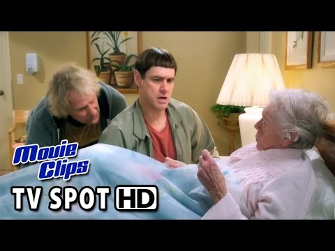 DUMB AND DUMBER TO Official TV Spot 'The Wait is Over' (2014) HD