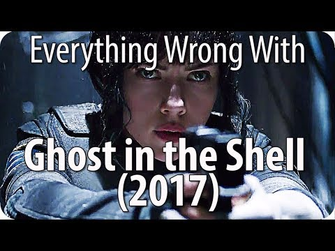 Everything Wrong With Ghost in the Shell (2017) thumbnail