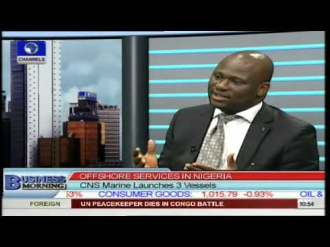 Offshore Services Is Revolving In Nigeria -- Ademola PT2