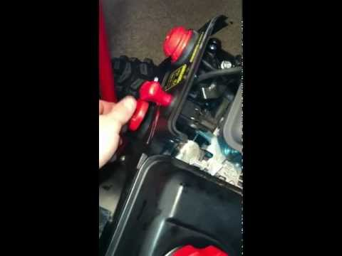 Troy-Bilt Storm 2410 Surging/Hunting Problem (Please Help - See Description)