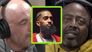 Nipsey Hussle Gave Everything to the Hood  - Donnell Rawlings