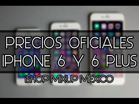 Cuanto Cuesta el Iphone 6 Cuanto Cuesta el Iphone 6 y 6