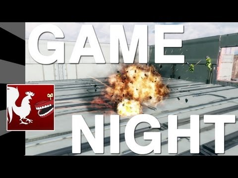 Game Night - M4RCO