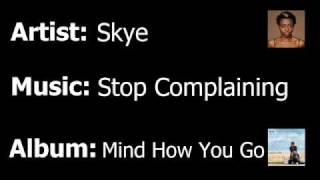 Watch Skye Stop Complaining video