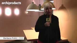 FONTANA ARTE | Barbara Politi - iSaloni 2014