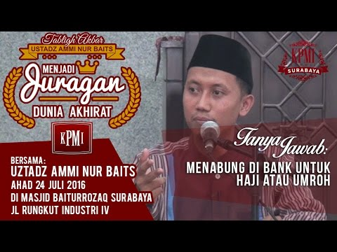 Youtube tabungan umroh di bank