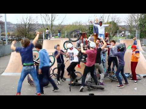 THE BEST HARLEM SHAKE COMPILATION MTB DOWNHILL DIRT BMX