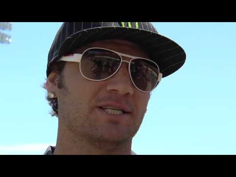 Supercross - Las Vegas 2010 - Chad Reed the New Dad