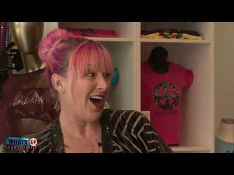 """Sierra Mitchell """"Fashion Designer"""" on What's Up Orange County"""
