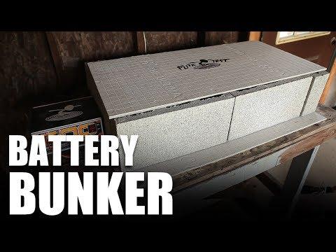 Flite Test - Lipo Battery Bunker