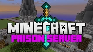 Minecraft: OP Prison #40 - MASTERMIND PICKAXE! (Minecraft Prison Server)