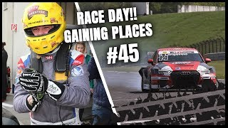 BIG overtaking Racing show! TCR Germany Most || ONBOARD & ACTION #45