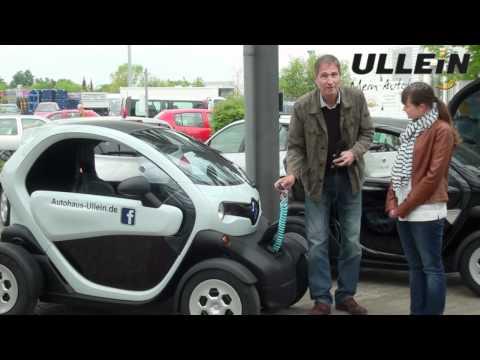 Renault Ullein Twizy Gewinnspiel