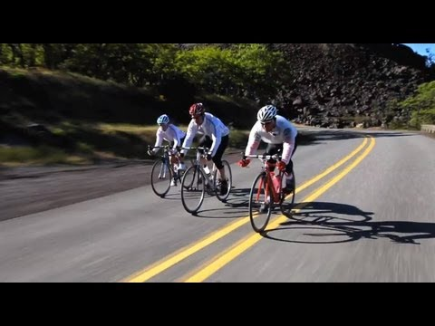 Thule Racks - Cycling commercial by Nathan Avila.