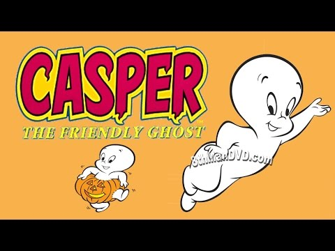 THE BIGGEST CASPER THE FRIENDLY GHOST COMPILATION: Casper, Wendy and more! (HD 1080p)
