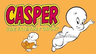 The BIGGEST CASPER The FRIENDLY GHOST COMPILATION: Casper, Wendy and more! [Cartoons - HD 1080p]