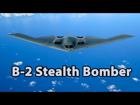 B-2 Stealth Bomber - Full Program