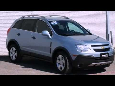 Preowned 2013 Chevrolet Captiva Dallas TX