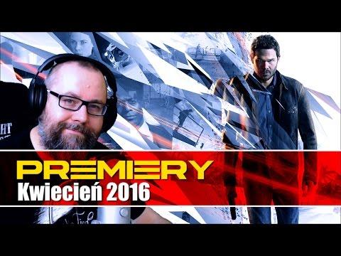 Premiery Kwietnia 2016