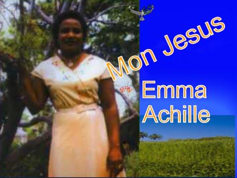 Mon Jesus - Emma Achille - Musique Chretienne - Musique Evangelique Haitienne - Chanson Classique video