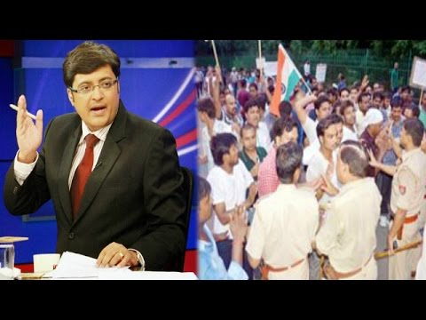 The Newshour Debate: Drama Vs Merit - Full Debate (29th July 2014)