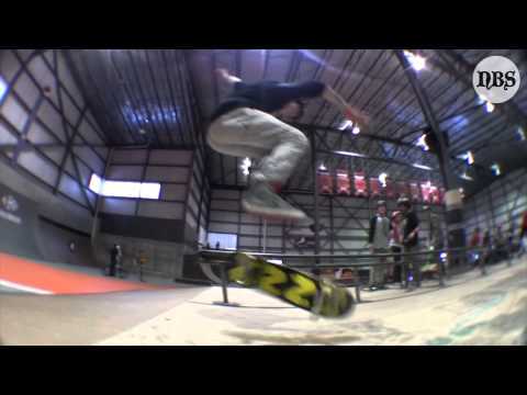 "NEW TRICKS - JESSE LACROIX ""FAKIE DOUBLE BIGGER FLIP"""