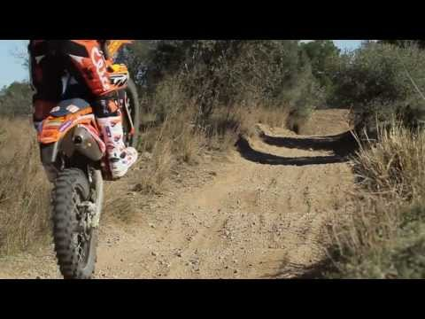 KTM Enduro Factory Team 2013  