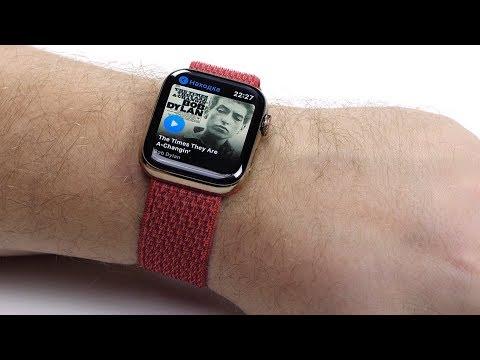 Пять топовых приложения для Apple Watch