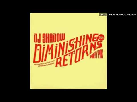 DJ Shadow - Minute Mix Part II