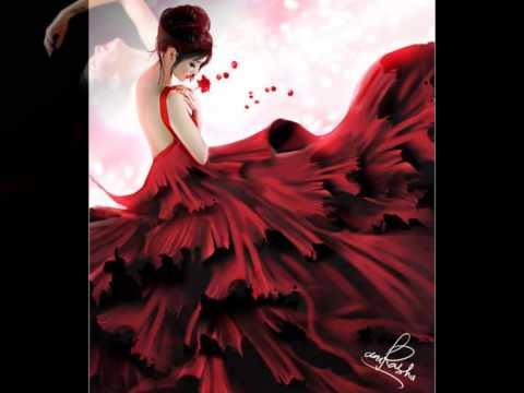 )( Galy Galiano El Vestido Rojo )(
