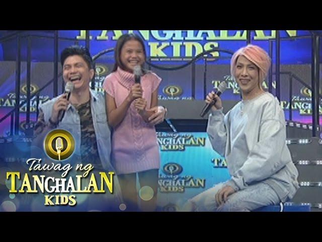 Tawag ng Tanghalan Kids: Hafsa Isra shocks Vice Ganda with her line