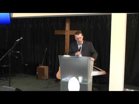 2016-05-08 Pastor Tomasz Skórnóg - Czy Chcesz Być Liderem ?