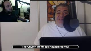 #144 The Church of What's Happening Now: David O'Donnell - Joey Coco Diaz