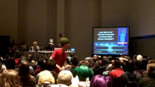 Anime Boston 2012 - Who Wants to be a Millionaire? Anime Style! (Part 1)
