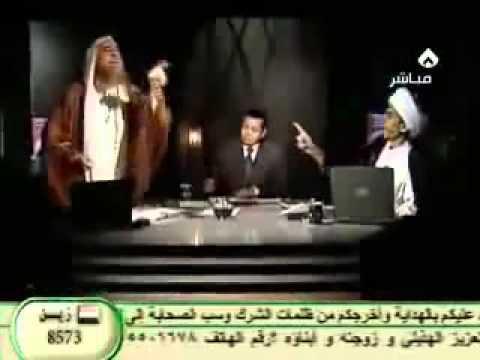 خربها الشيخ العرعور ذبح المعمم جحا بسؤال ذكي