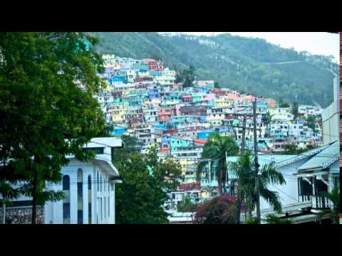Oct 2014 Scenes of Port au Prince Haiti